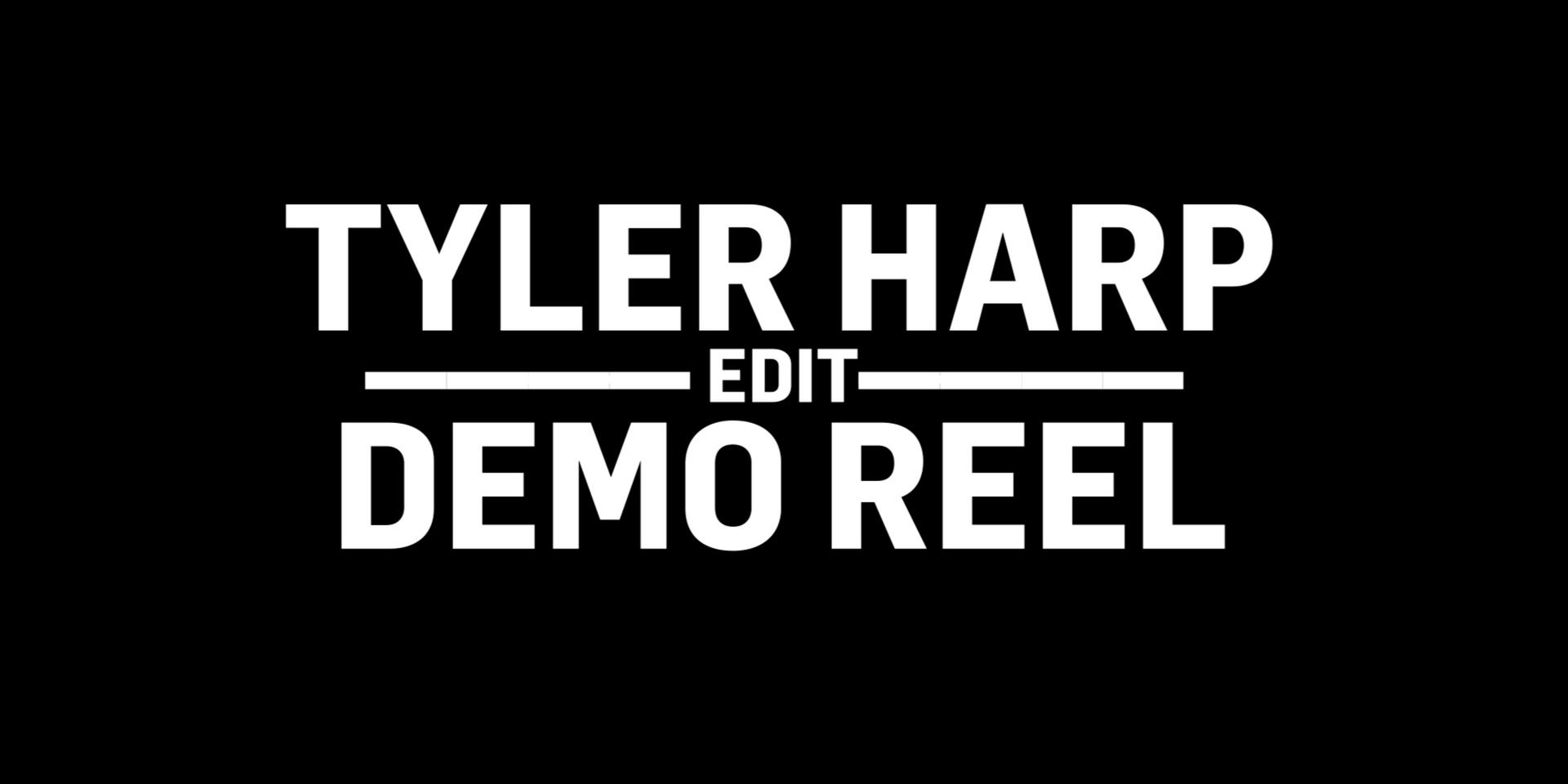 Edit Demo Reel