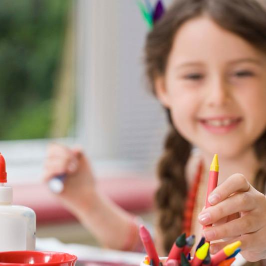 Cours Arts Plastiques Enfants de 6 à 13 ans