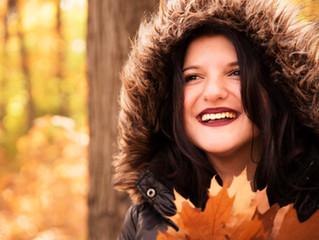 Autumn portrait session!