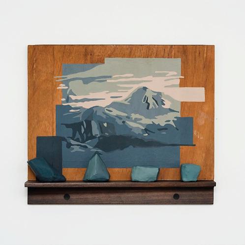 Pintura de paisagem II