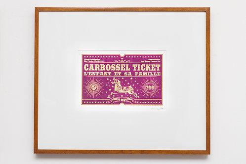 Ticket Magenta