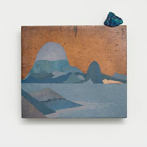 Pintura de paisagem III