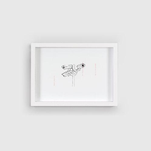 Série Estilhaços de Flores/Jardins de Vidraças
