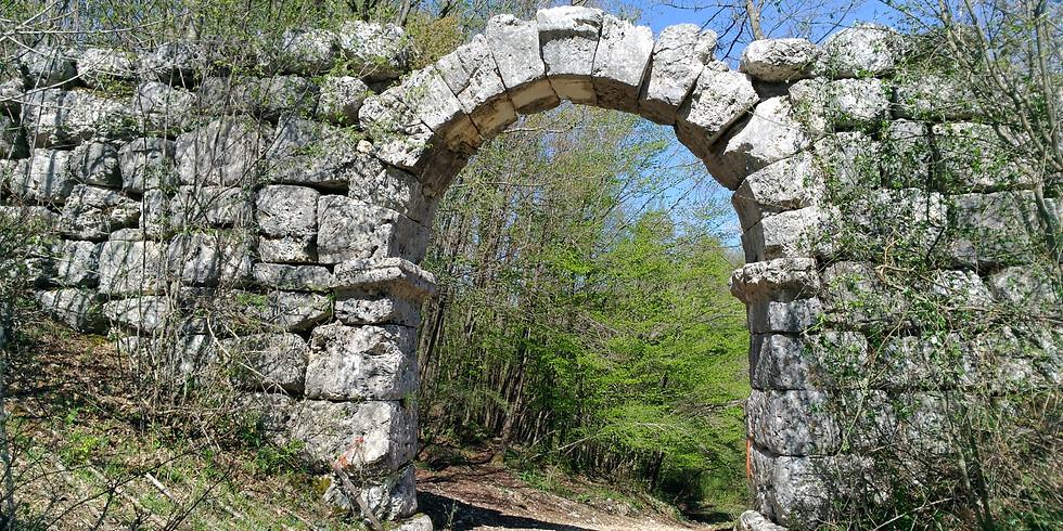 Anello dell'Arco di Trevi o di Guarcino - Escursione con guida AIGAE