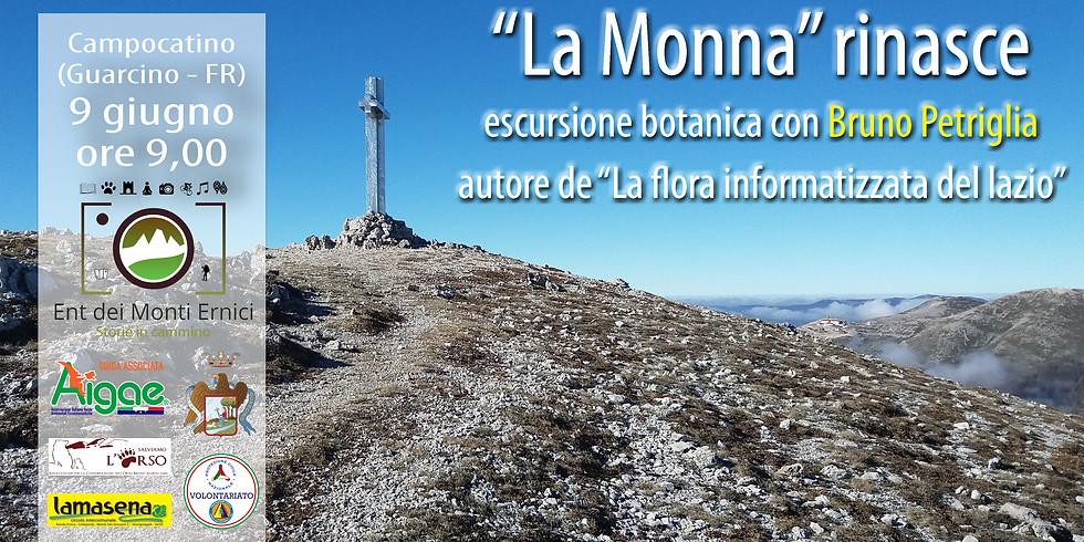 """""""La Monna"""" rinasce (escursione botanica con Bruno Petriglia)"""