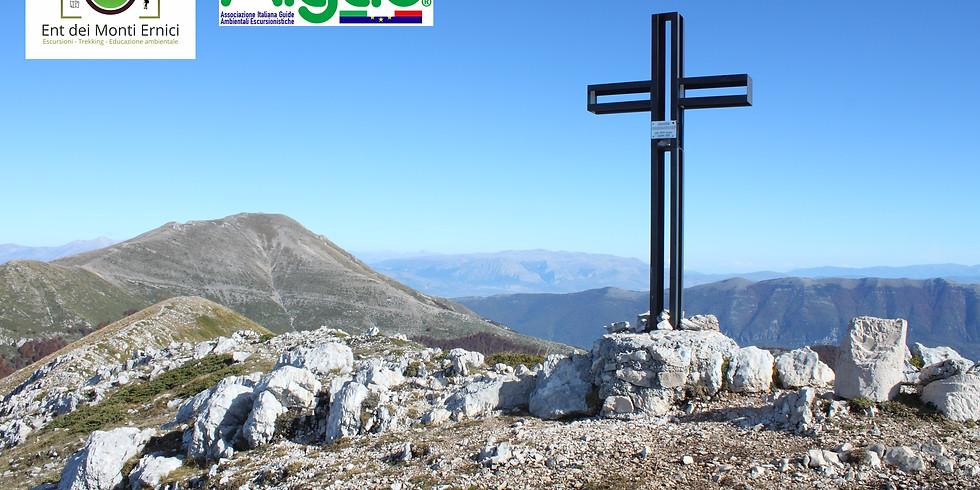 Monte Crepacuore (1997 m.) - Percorso inedito