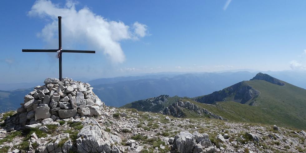 Direttissima al monte del Passeggio (2064 m.)