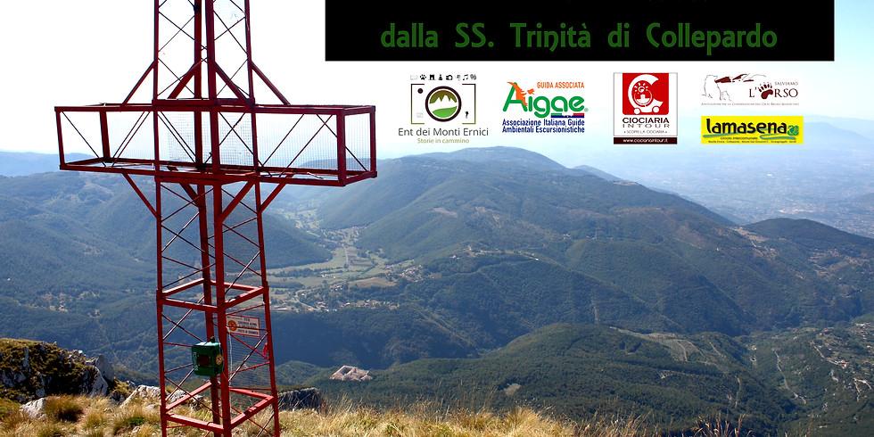 Monte Rotonaria (1750 m.) dalla SS. Trinità di Collepardo - Escursione guidata