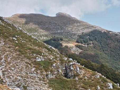 L'orso sulle mappe dei monti Ernici