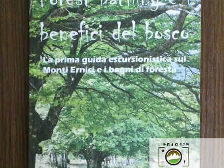 La prima guida per il forest bathing sui monti Ernici