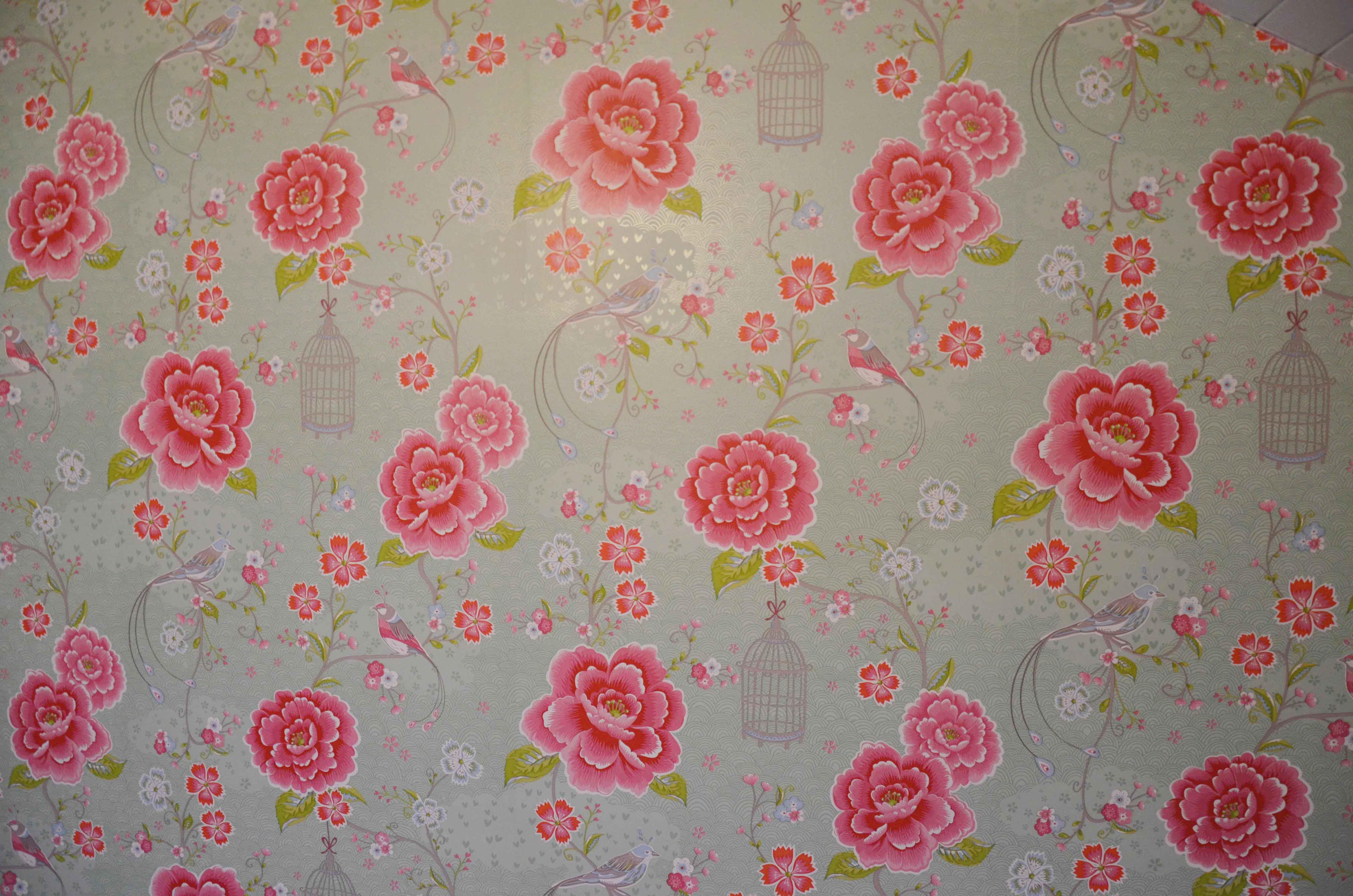 La tapisserie de la chambre