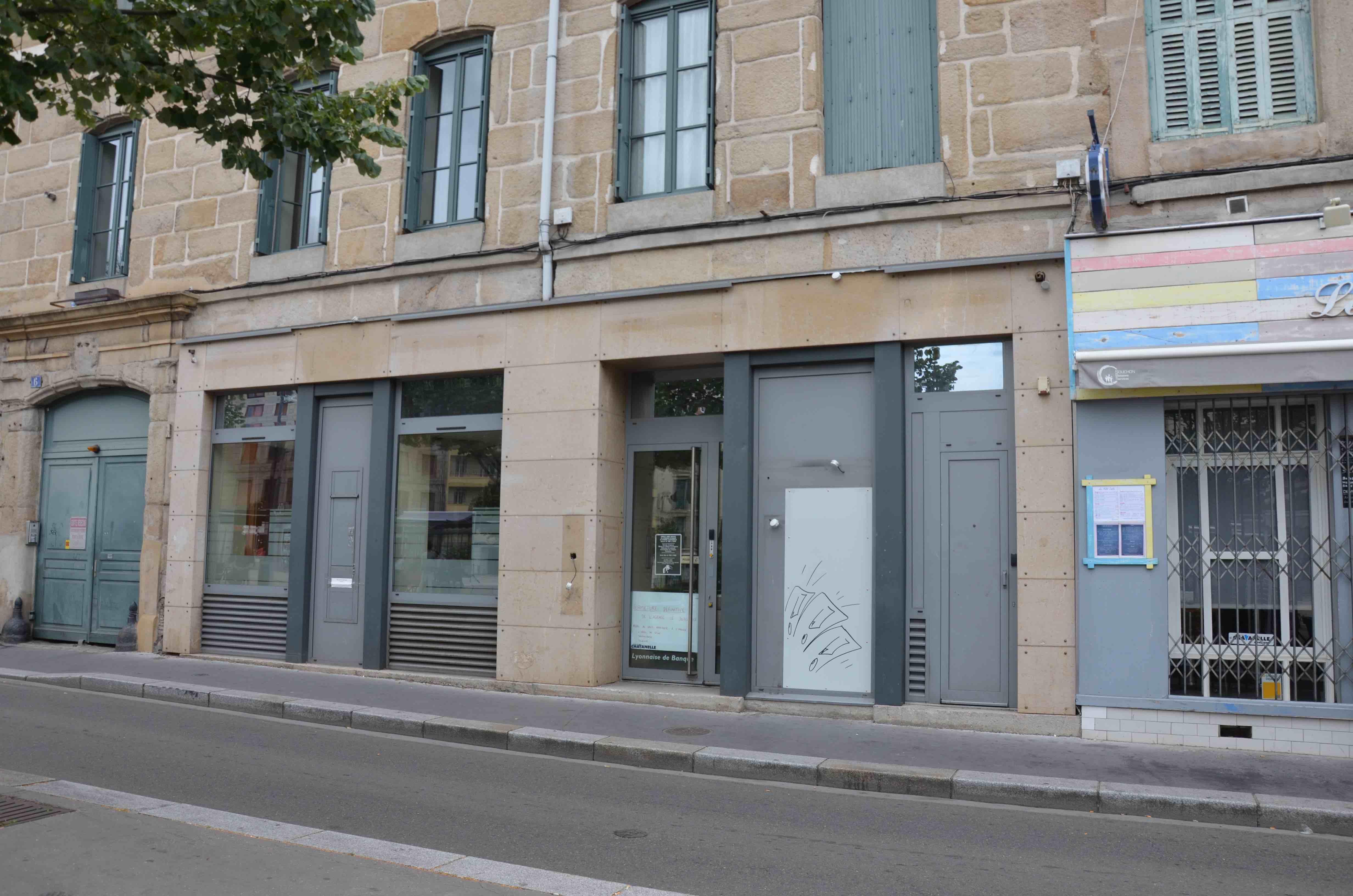 L'ancienne banque