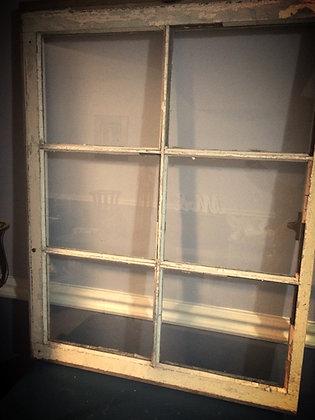 Antique Window - 6 Pane