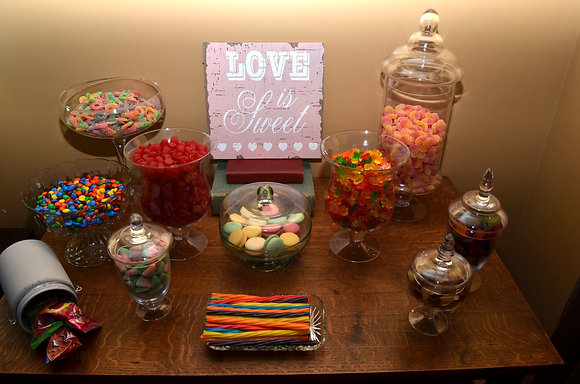 Candy Buffet Set