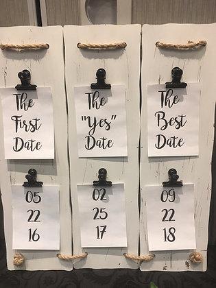Date Board