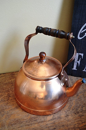 Copper-Style Kettle