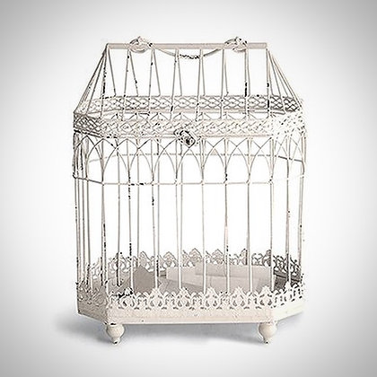 Antique Look Bird Cage