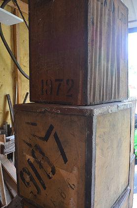 Tea Crate