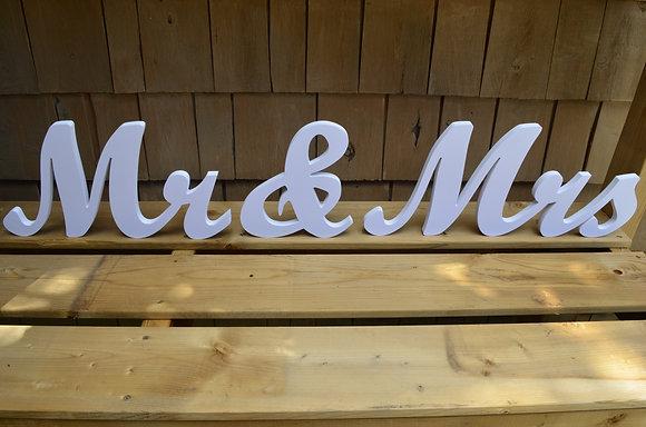 Mr & Mrs Words