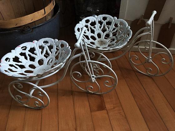 Set of 2 Bike Planters