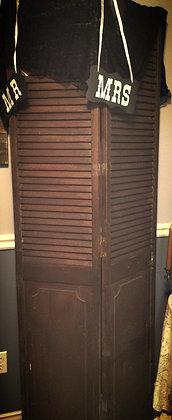 Bi-Fold Wooden Door