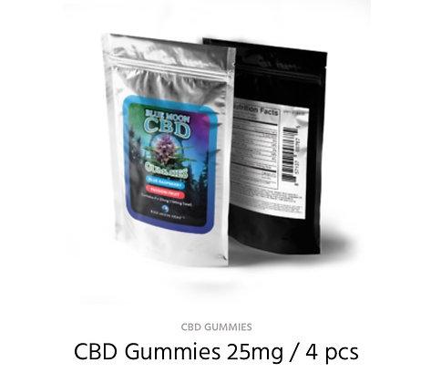 CBD Gummies 25mg