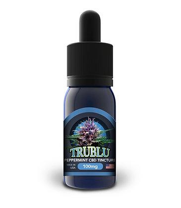 Tru Blu - CBD 100mg Tincture