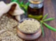 hemp marijuana cbd oil flour