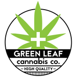 Green Leaf Cannabis Co Logo