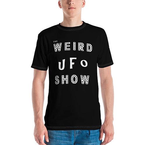 The Weird UFO Show Men's T-shirt