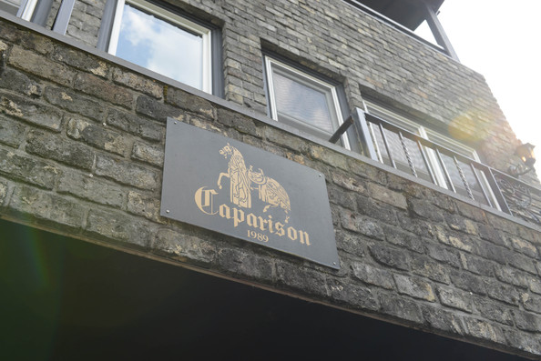 Caparison ビル