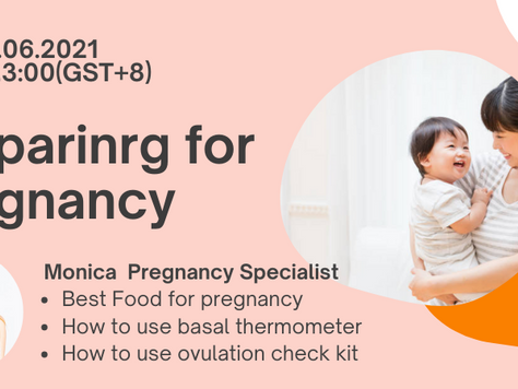 Preparation for Pregnancy (Tips on Nutrition, Timing and Communication)