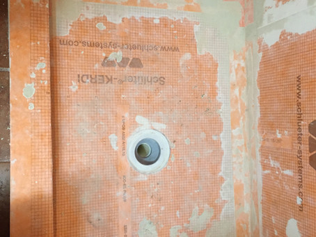 Waterproofing Options for Your Shower