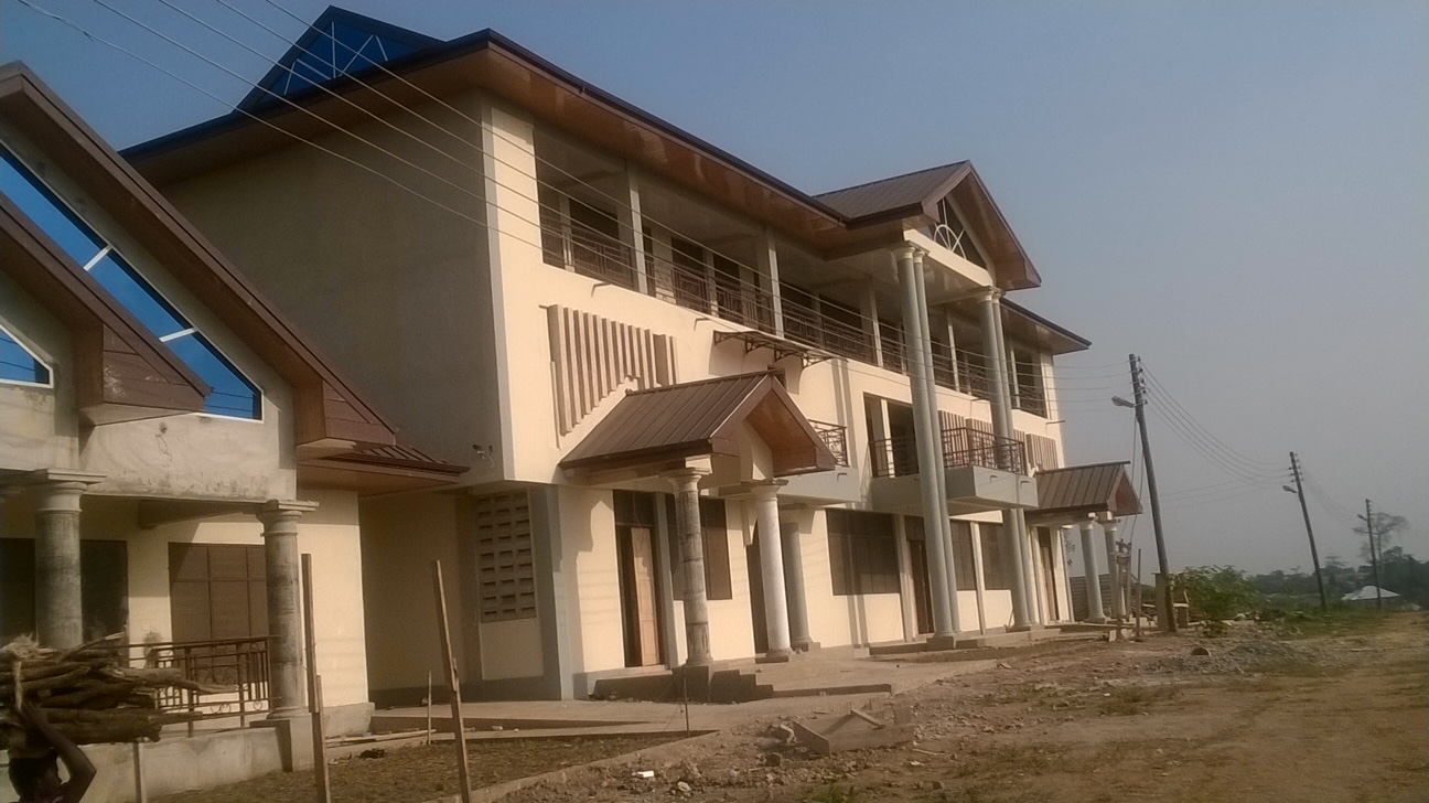 Girls Dormitory Completed