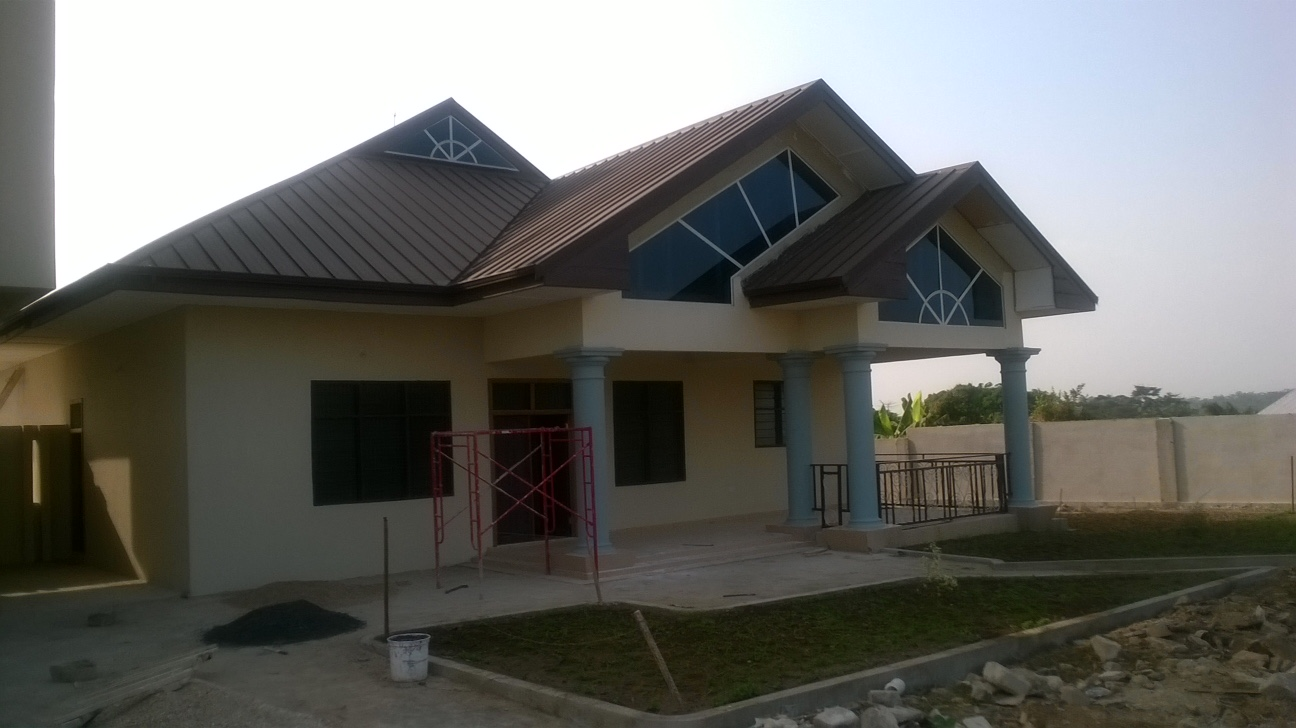 House Master Residence Completed
