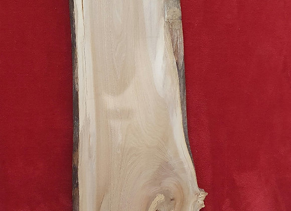Natural/burr edge Elm