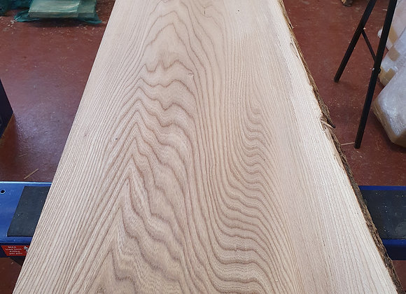 Natural edge Elm board