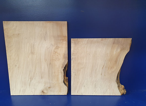 Horse Chestnut Offcuts x2
