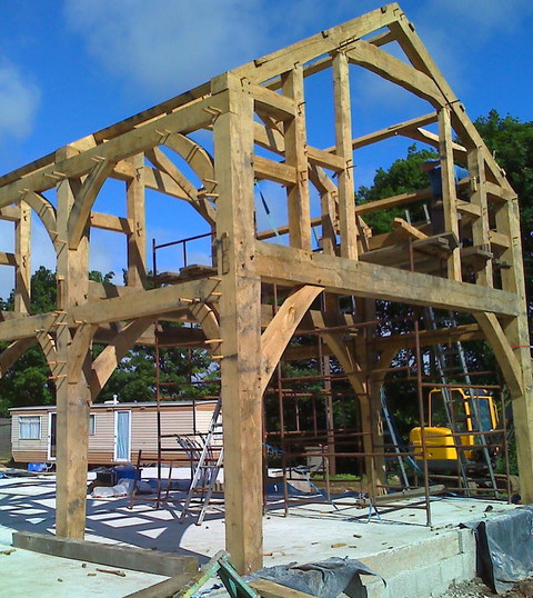 #Timber for builds