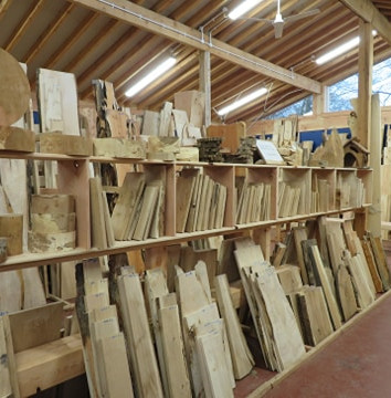 Blanks, burrs and Offcuts