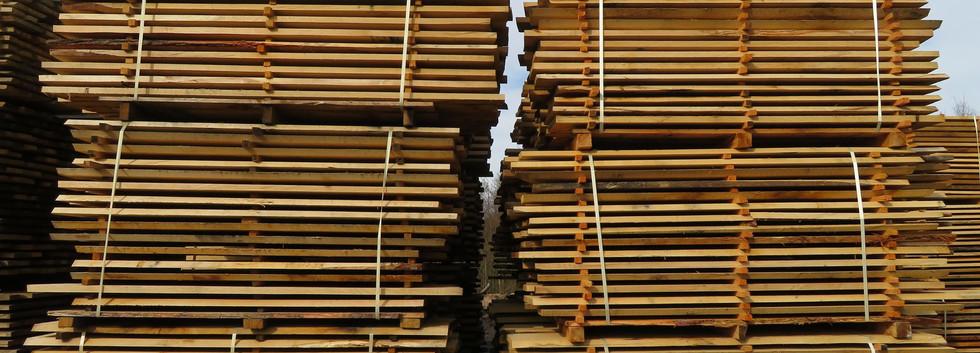 Air dried stock