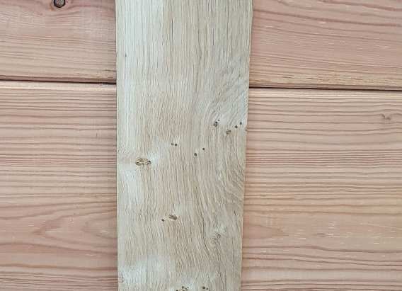 Quarter sawn Pippy Oak