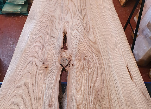 Beautiful grain Elm board