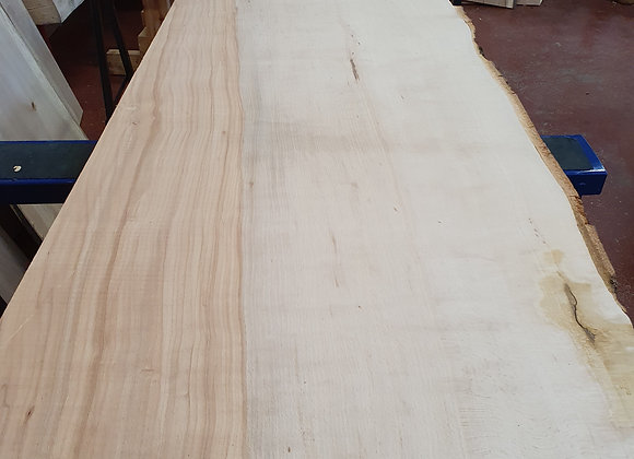 Natural edge Beech board
