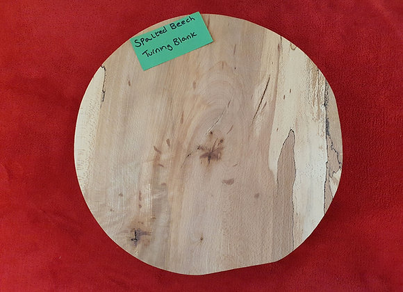 Spalted Beech Turning blank