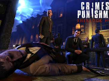 Sherlock Holmes: Crimes and Punishments and Sherlock Holmes: The Devil's Daughter (Review)