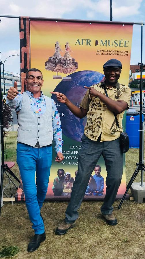 The Afromuseum at Kossa Afrika Montréal Festival