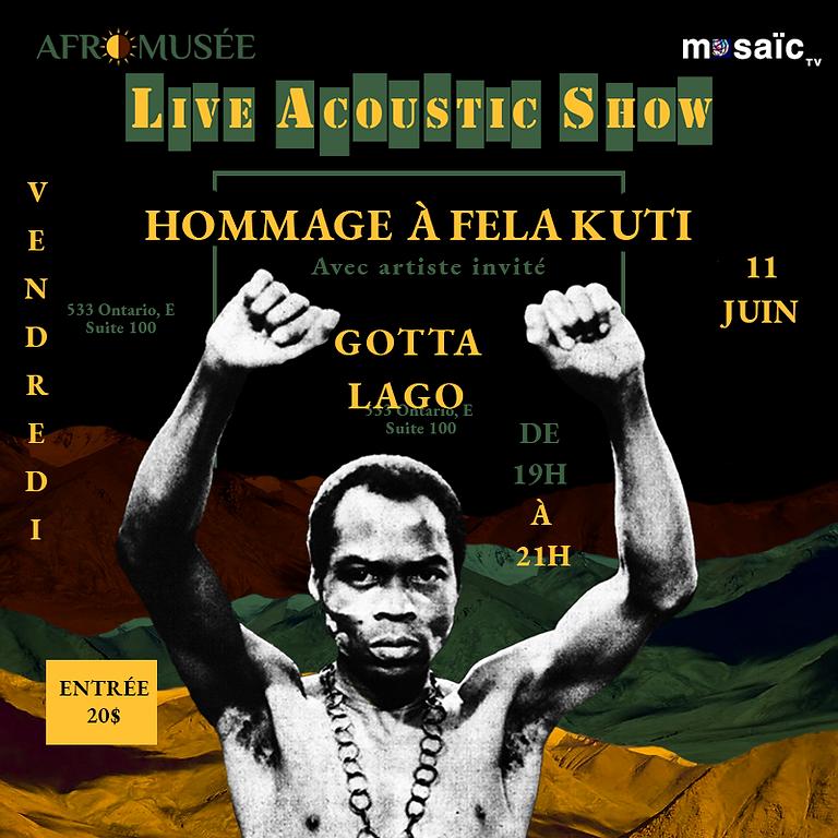 Hommage à Fela Kuti