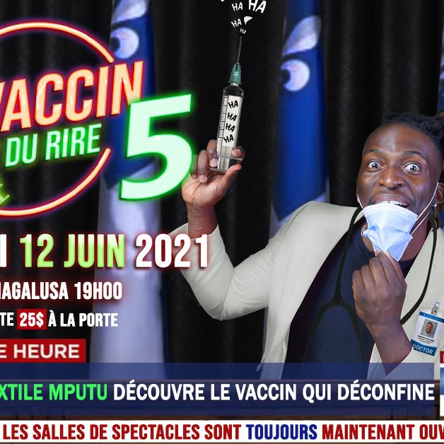 Le Vaccin du Rire