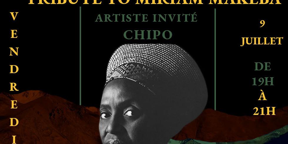 LIVE ACOUSTIC SHOW  Tribute to Miriam Makeba